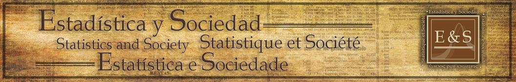 Estadística y sociedad