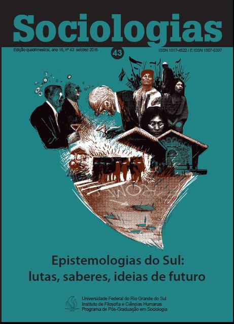 Sociologia 43 - Epistemologias do Sul: lutas, saberes, ideias de futuro